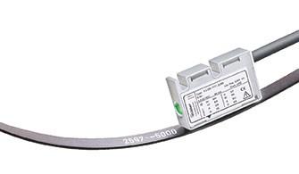 mágnesszalagos útmérő érzékelő