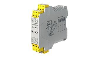 MSI-EM202-4RO programozható biztonsági vezérlő I/O bővítője