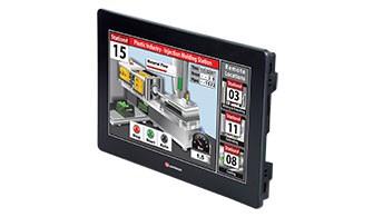 "Moduláris PLC + HMI, Unitronics Unistream 15"""