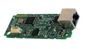 V100-PB1 profibus slave Unitronics PLC bővítőmodul